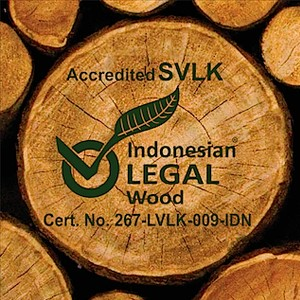 SVLK accreditation almi furniture
