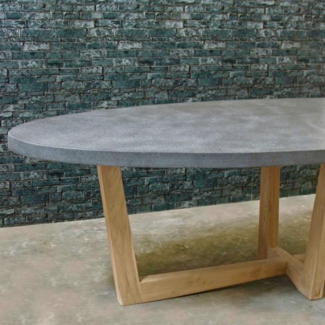 Concrete Tables | PT ALMI Furniture